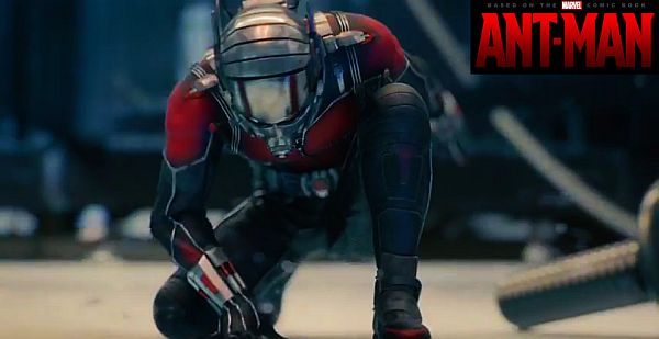 First Full 'Ant-Man' Trailer Unleashed