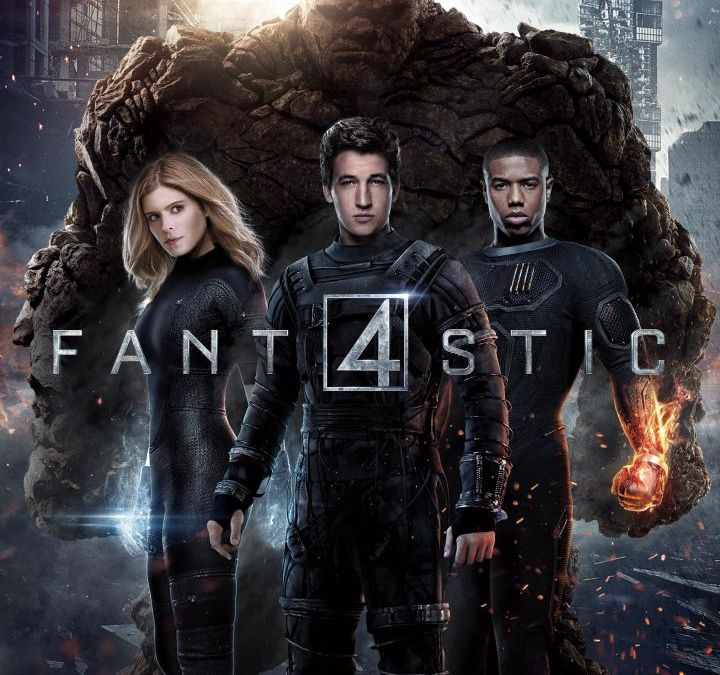 Full Fantastic Four Trailer Showing Doom Released