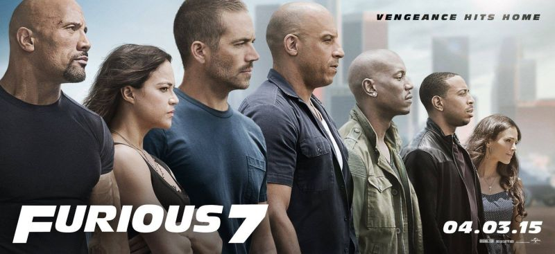 'Furious 7' Completely Smashed Box Office Records This Past Weekend