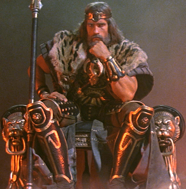 Arnold Schwarzenegger Returning For Conan The Barbarian Sequel