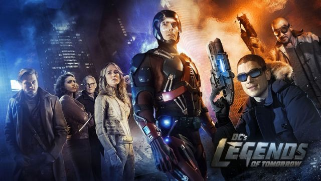 DC's Legends of Tomorrow Debut Trailer