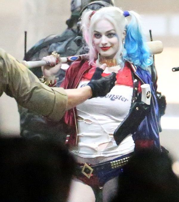 'Suicide Squad' Set Photos Showcase Harley Quinn, The Joker and More