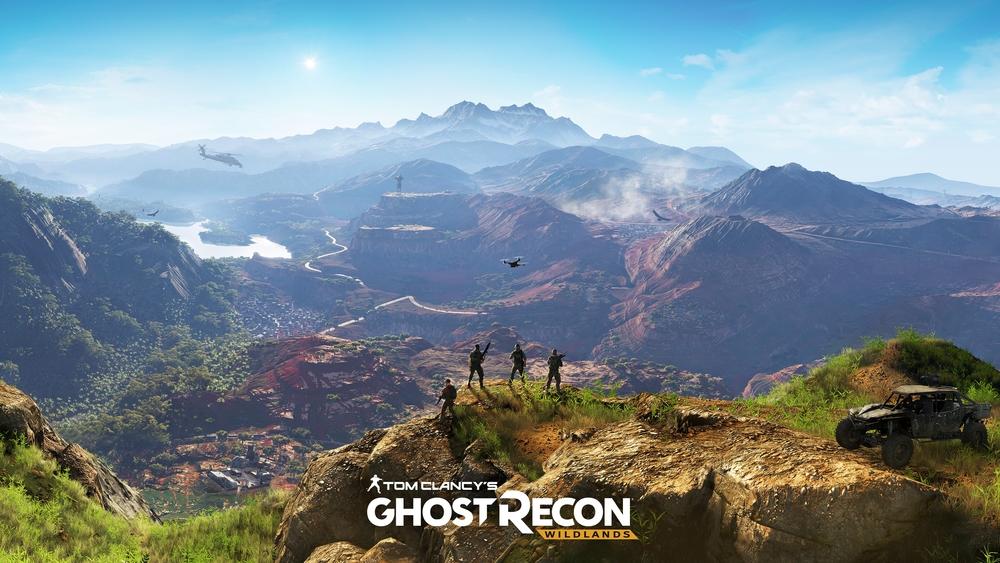 E3 20015 – New Ghost Recon Wildlands Open World Trailer