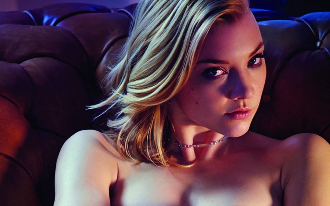 5 Sexiest Nude GIFS of Natalie Dormer [NSFW]