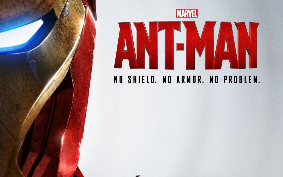 New 'Ant-Man' TV Spot Unveils Huge Spoiler