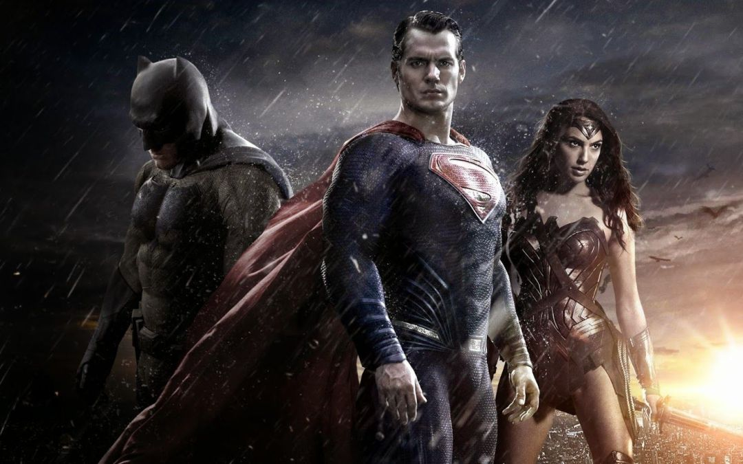 New Theatrical Trailer Released for 'Batman v Superman: Dawn of Justice'