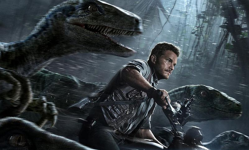 Chris Pratt and Bryce Dallas Howard are set for 'Jurassic World 2' in 2018