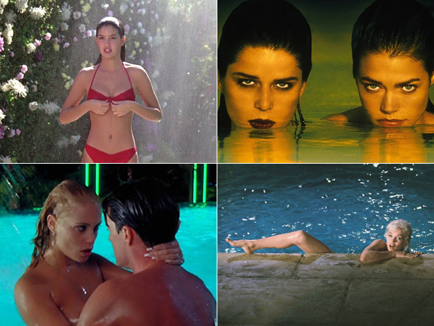 Top 6 Sexiest Swimming Pool Movie Scenes