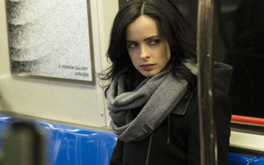 First Marvel Jessica Jones Set Images Released