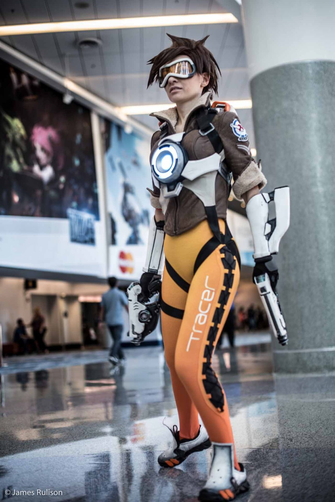 Sexy Top Cosplay Blizzcon 2015 17