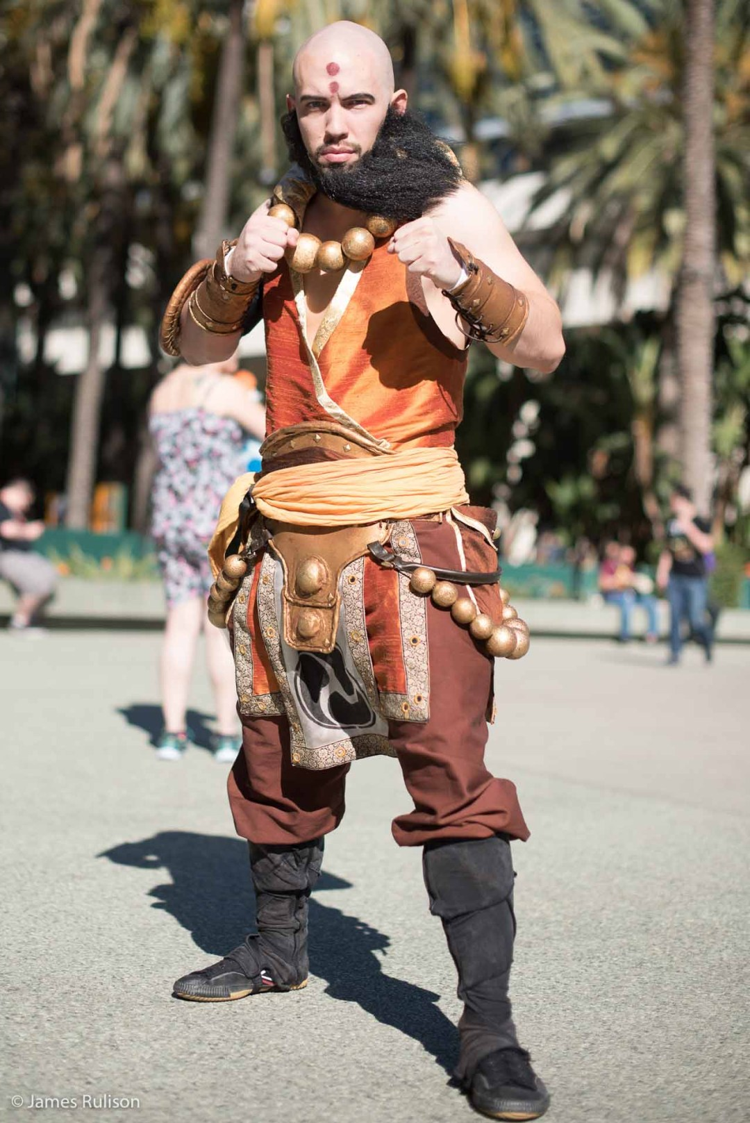Sexy Top Cosplay Blizzcon 2015 19
