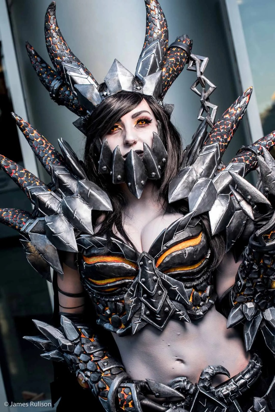 Sexy Top Cosplay Blizzcon 2015 3