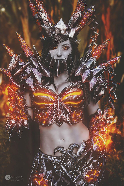 jessica nigri blizzcon 2015 cosplay 4