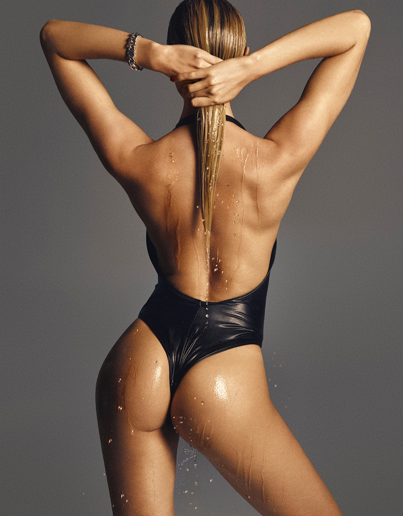 Candice-Swanepoel-Nude-Lui-September-2015-Cover-Photoshoot 4