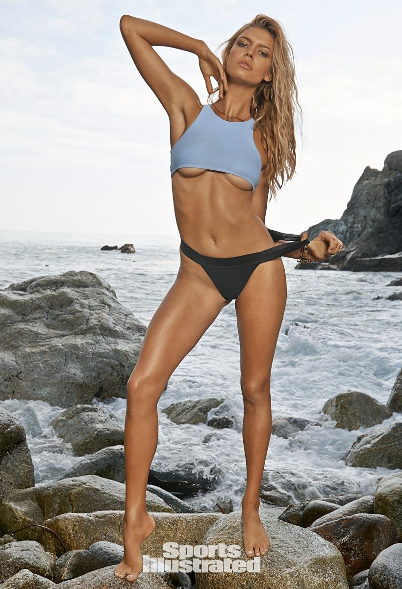 Swimsuit 2015: West Coast Shoot Kelly Rohrbach Various/NA, NA, USA 7/12/2014 X158431 TK3 Credit: Yu Tsai Swimsuit by: Mandalynn