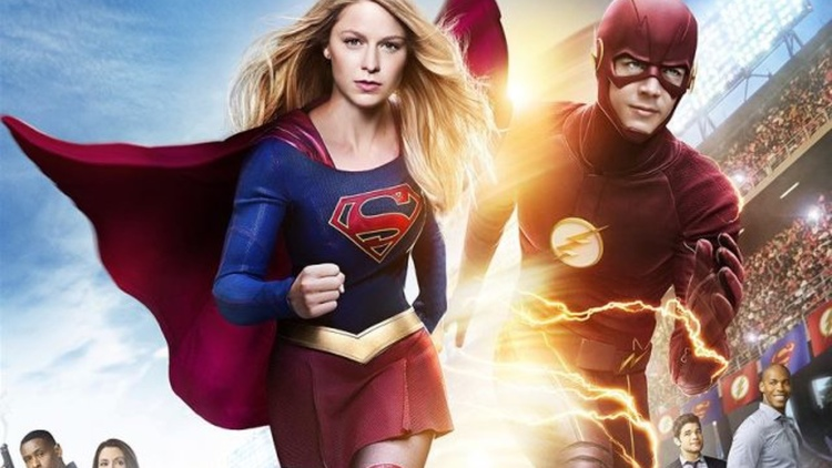 Here's The Flash And Supergirl Crossover Trailer
