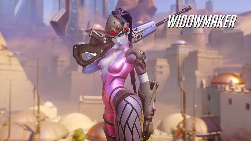 widowmaker sexy banned