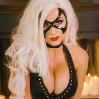All The Jessica Nigri Black Kitty Private Patreon HD Images