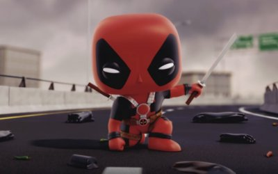 Deadpool Battles Venom in Final Marvel Funko Animated Short – CHIMICHANGAS