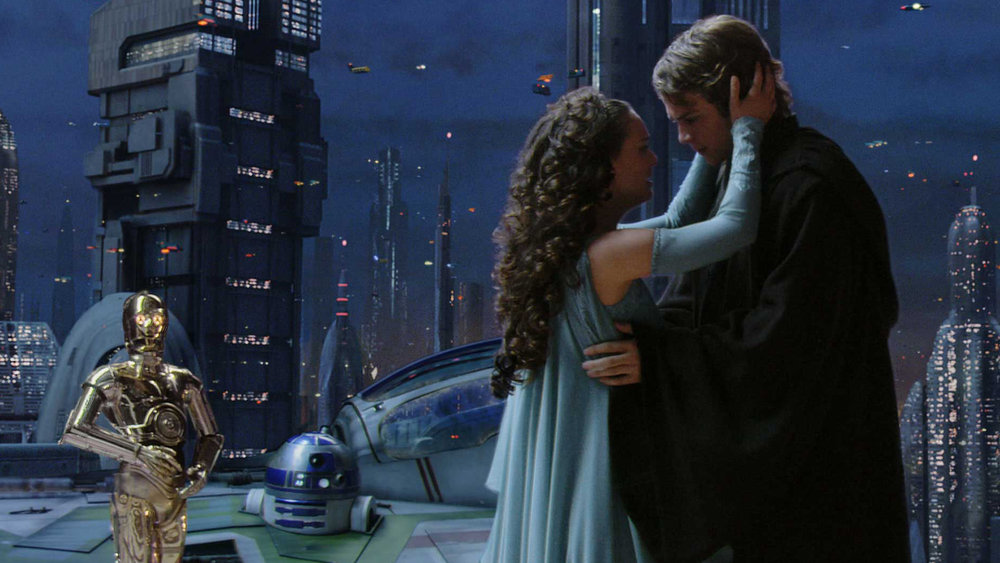 Whoa: Jyn Erso Might Have Grown Up in Padme Amidala's Apartment Complex