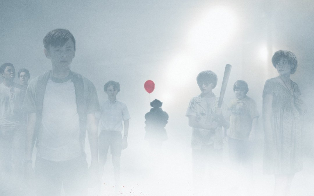 Latest IT Poster revealed at SDCC 2017