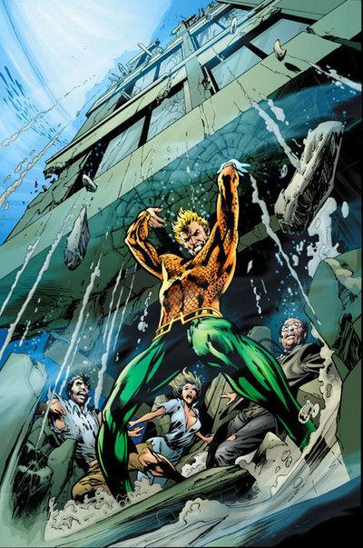 Aquaman powers explained – Top 10 Aquaman powers