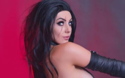 All The Jessica Nigri Kylo Ren Private Patreon HD Images