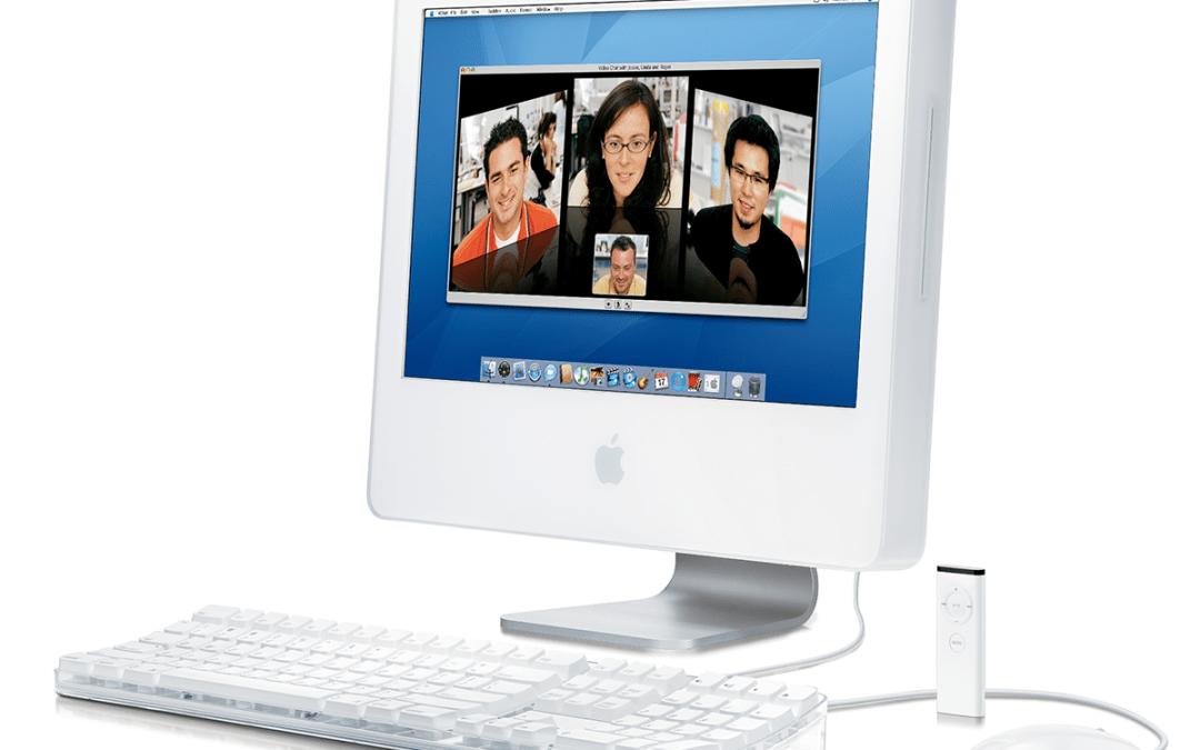 iMac G5 HD Wallpaper 2004