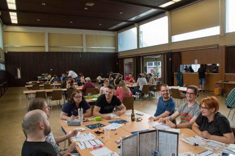 Board Game Café 2016 Photo Sam van Maris Geeks Life Luxembourg-0032