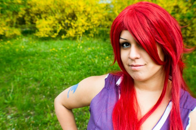 Erza Scarlet Fairy Tail © Sam van Maris Geeks Life Luxembourg-0034