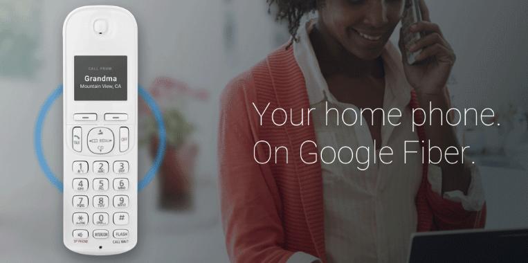 Google Fiber Phone