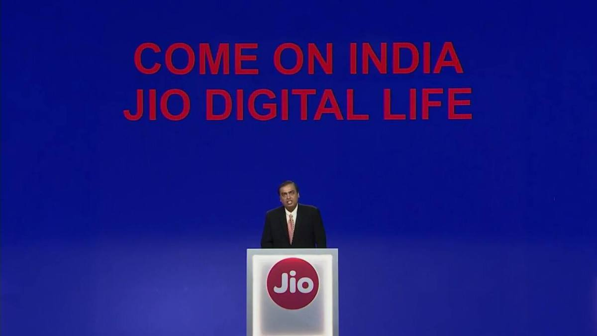 Reliance Jio SIM : Free Voice Calls and SMS, Rs.50 per GB of 4G Data