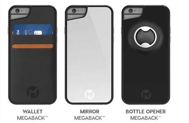 Megaverse Anti-gravity Modular iPhone Case