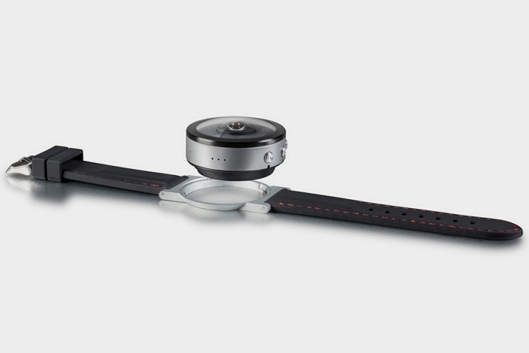 Beoncam 360 degree wrist camera