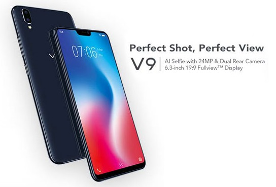 Vivo V9 has Launched in India