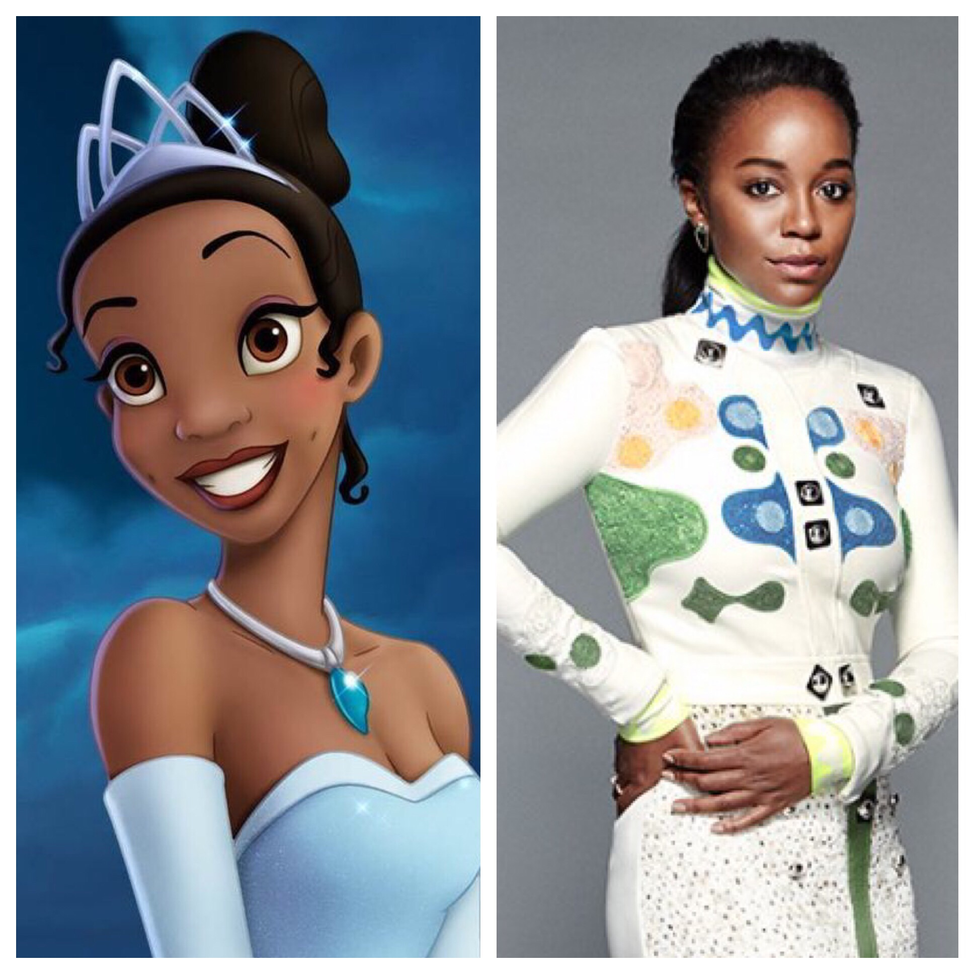 The Princess And The Frog Fancast Geeks Of Color