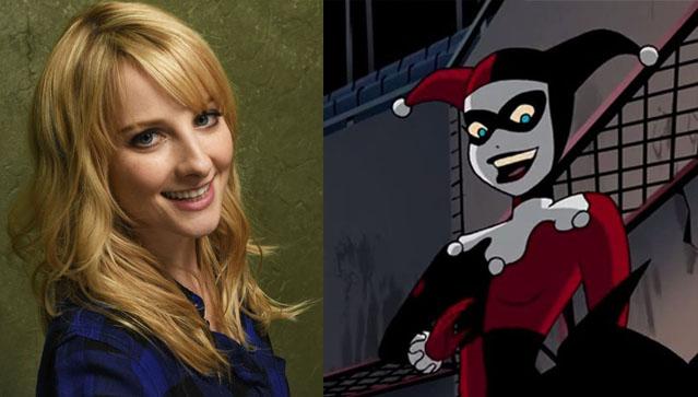 Melissa Rauch as Harley