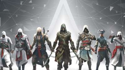 Assassin's Creed protagonists
