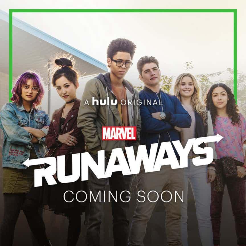 Runaways-Marvel-poster