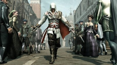 Assassin's Creed 2 Ezio courtesy of Ubisoft