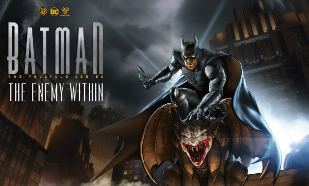 Batman: The Enemy Within Courtesy of Telltale/Warner Bros.