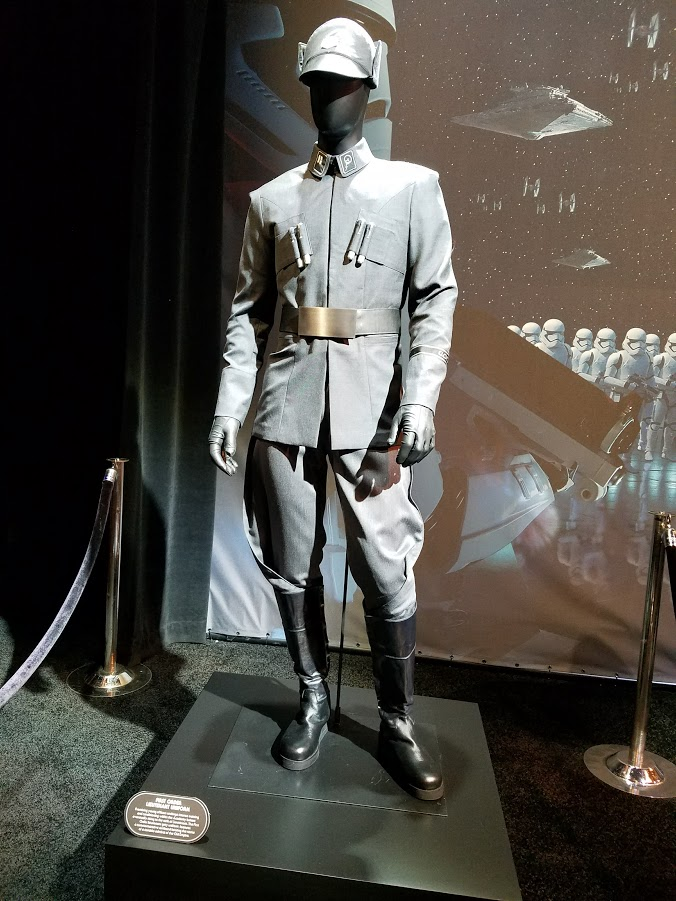 first order uniform