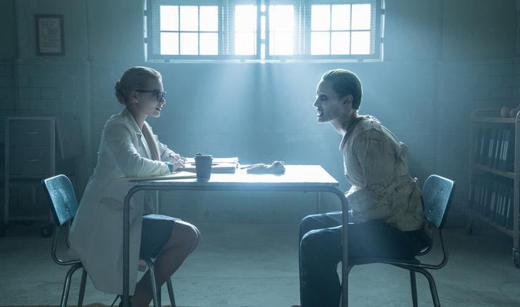 Harleen and Joker