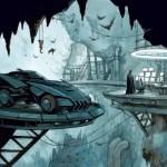 Marini's The Dark Prince Charming batcave