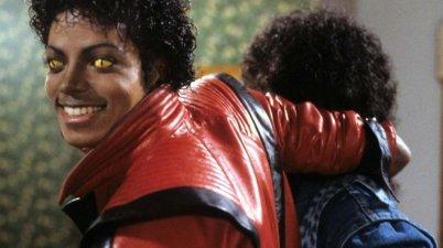 Michael Jackson's Thriller courtesy of the Michael Jackson Estate