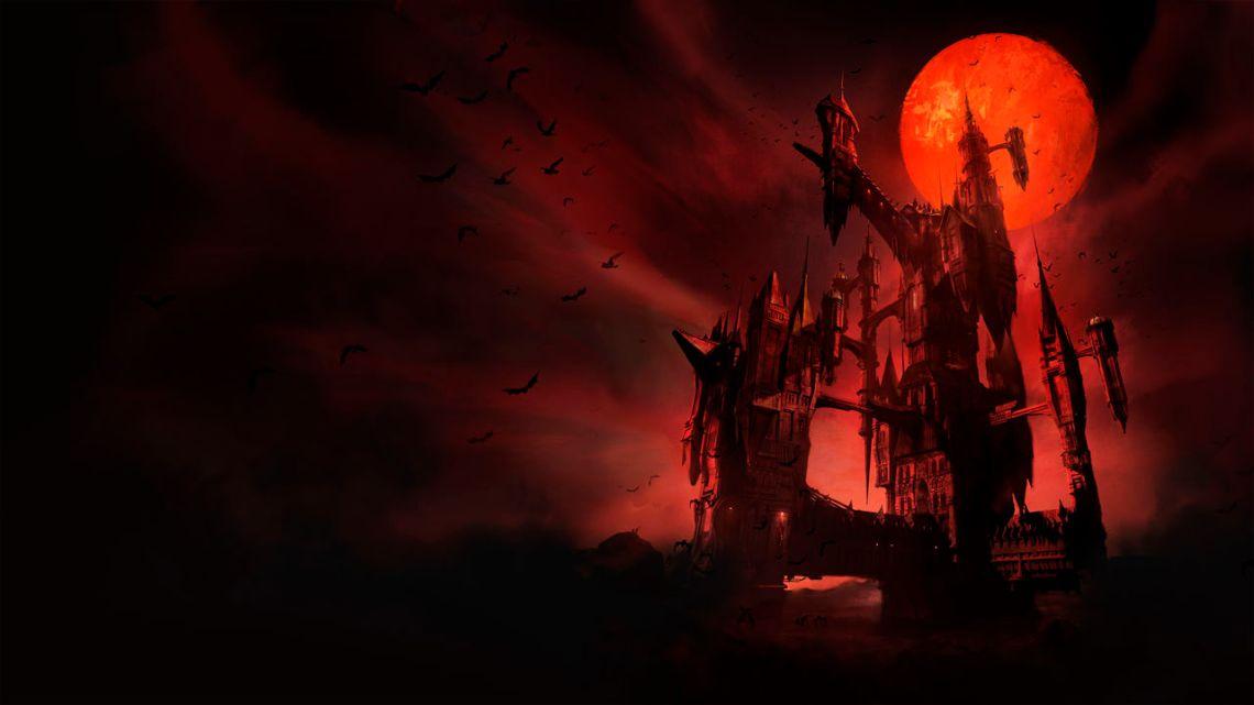 Netflix's Castlevania poster