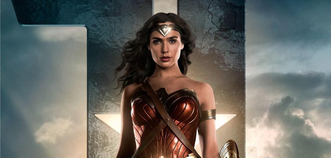 justice league-wonder woman poster crop