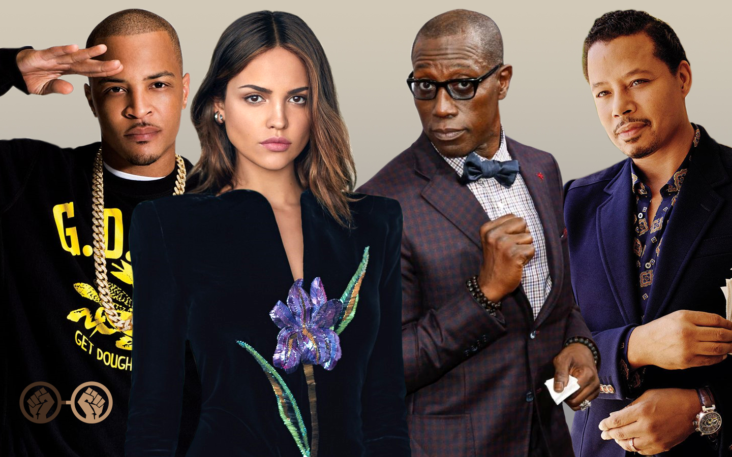 Terrence Howard, Wesley Snipes, Eiza González, T.I. To ...