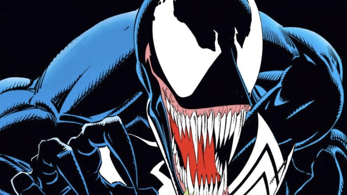 Venom Courtesy of Marvel Comics