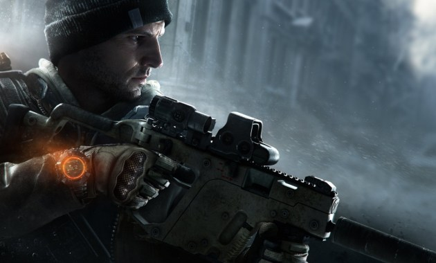 The Division Courtesy of Ubisoft